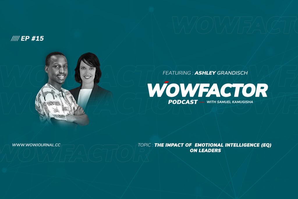 Ashley Grandisch - WowFactor - Featured Image